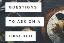 Love, Dating, Relationships, & Family