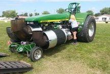 Traktor puling