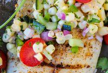 Fresh and Bright Recipes