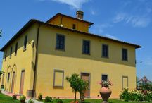 Vacation villa in Tuscany