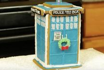 Personalised Gingerbread house gifts