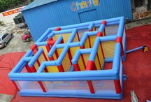 Inflatable Games / Enjoy all of inflatable games