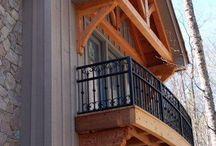 erkély korlát