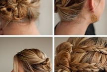 Hair/Nail/Makeup Ideas / by Mady Starke