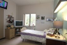 Interior Decor at Centers / The beautiful look of a Centers Health Care facility.