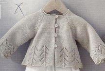 LAINES / tricot-crochet
