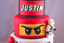 Freddie's cake 6th Birthday Ninjago