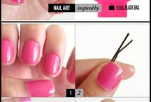 nails / by Elysse Fleece
