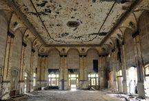 Verlassen und Vergessen..... / Ruinen, Technik, verlassene Orte und vieles andere die die Menschheit nicht mehr braucht.....