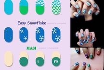 Step by step nail