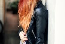 Hair ideas / Hair ideas, mainly for copper/red dyes