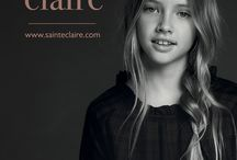 Sainte Claire Fall/Winter 16/17 / Ready to wear children´s fashion