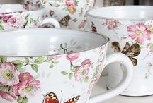 Tea Cups / by Robbie Thomas