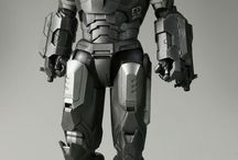 Iron man Other Armors / Other armors not worn by stark