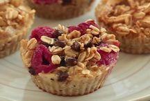 Muffins santé