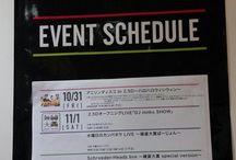 2014.11.01 / 『Schroeder-Headz live ~雑貨大賞 special version~』東京・渋谷PARCO 6階2.5D Schroeder-Headz [須藤優:Bass/鈴木浩之:Drums]
