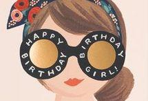 Verjaardag / Kaart