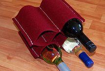 Šití užitečností / Na flašky