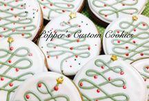 dekoracje ciasteczek