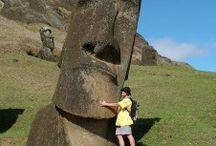 posągi Maoi