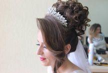 Wedding Hair and Dresses_2