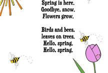 English poems /idioms/for kids