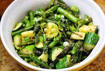 Veggie salads / by Reese Pierceall