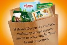 B Brand Design / B brand design is a strategic packaging design agency in Melbourne, driven to achieving brilliant brand outcomes in food packaging, product packaging & label design.