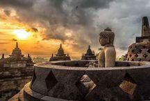 Indonesia Yogyakarta, Candi Borobudur