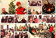 Celebration / Fun at work- Party, Music, Games, Cakes and Winter Cheers. StoreHippo is always special!!