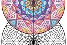 Mandala Çalışmaları