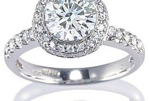 Halo Engagement Ring Setting / Stunning halo diamond engagement rings, view our wide range on: http://www.goldenet.com.au/engagement-rings/halo