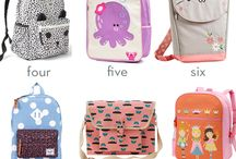 dětský batoh - kids backpack