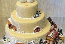 Fancy Cakes-Winter/Christmas / Many different ways to clean lots of everyday items.