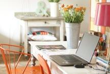 Workspaces at Home...