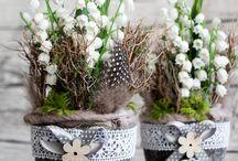 Dekoracie-kvety