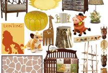 """The Lion King"" Inspired Interior Design"