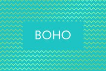 Boho / The Boho Luxelover loves soulful, romantic hippie chic, and jewelry that invokes earthy, rich colors and tribal sensibilities.