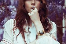 Florence Welch / Florence + The Machine Vocalist.