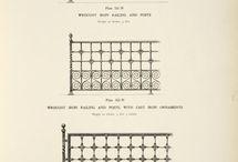wrought iron - railling