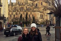 Spain - Valladolid / Surrounded by plenty of recreational and cultural activities, the open countryside, other major Spanish cities, and artistic and historic heritage, there is lots to learn and do while studying in the city of Valladolid!