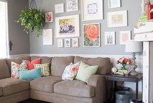 Crafty Crafts- Gallery Walls
