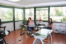Ufficio / L'ufficio e le persone che ci lavorano