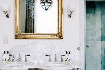 INTERIORS | Hotel bathroom