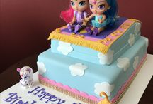 Shimmer & Shine V's Batman birthday party