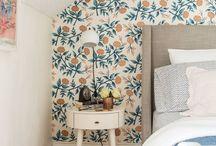 Attic bedroom reno