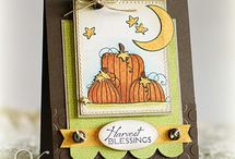 Thanksgiving cards / by Terrie Arcuri