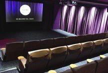 The Globe Theatrette / Our Boutique cinema located onsite