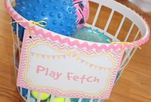 Party Time! / Kids Parties done right (cheap, creative, fun, n easy)