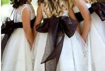 Flower girls and Page boys / #flowergirls #flowergirl #pageboy #wedding